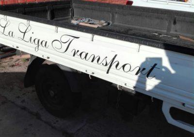 Home La Liga Transport